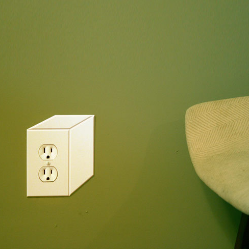 Cubic Switchplate – Electric