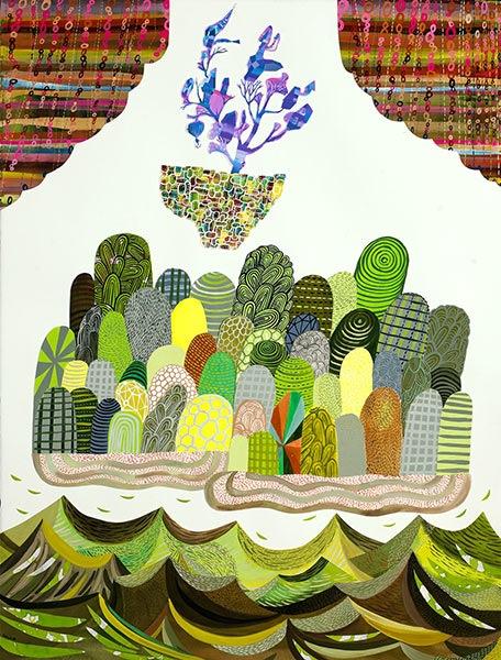 Precipitous Voyage by Sarajo Frieden