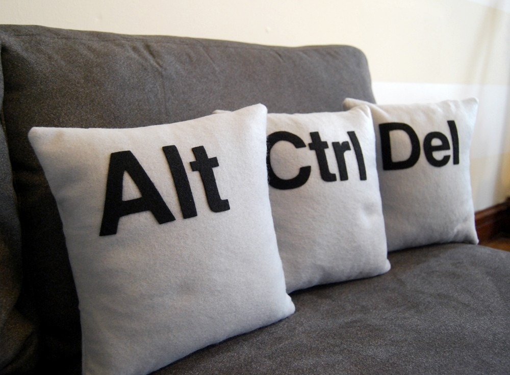 Atl Ctrl Del Pillows
