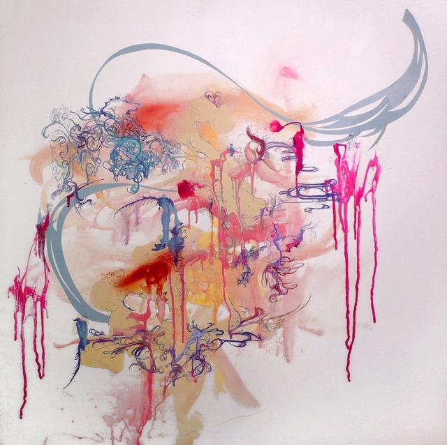 Sarah Spitler painting