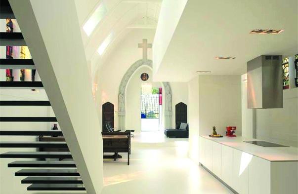 Zecc Utrecht Chapel after renovation