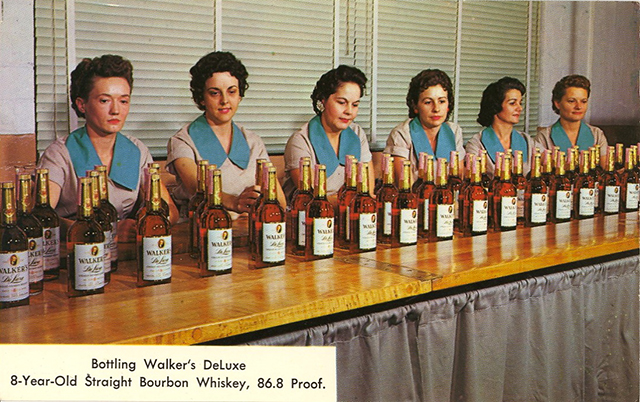 Bottling Walker's Deluxe