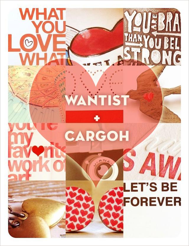 Cargoh Valentine squares